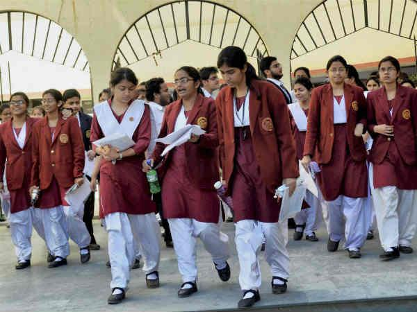 Decrease in dropout rate among girl students