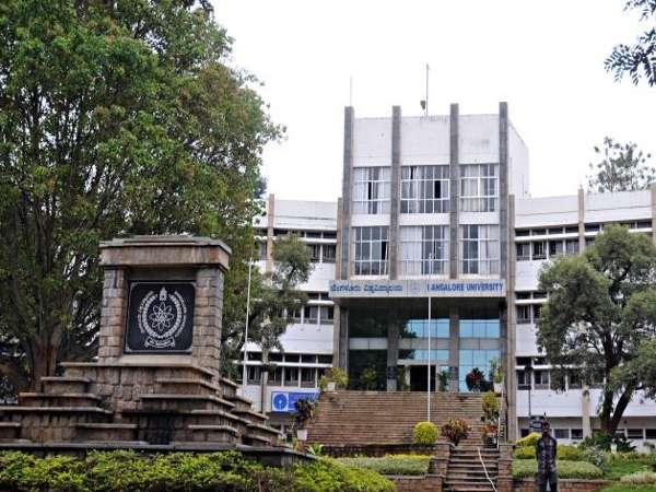 M.A, M.Sc, M.Com Admission at Bangalore University