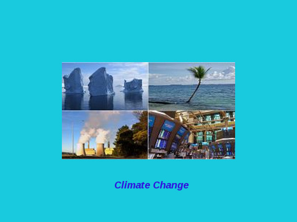 Interdisciplinary understanding on climate change