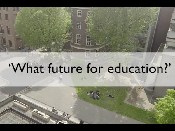 What is future for Education? - An Online Course