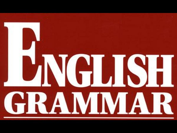 English Grammar and Style – An online course