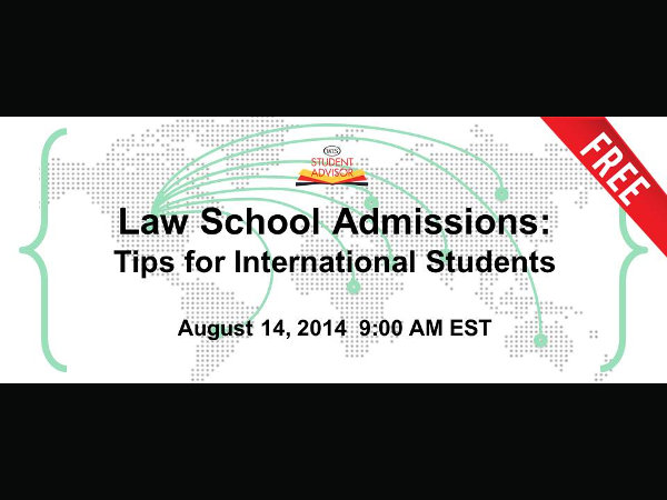 Tips for Law School Admissions in the US