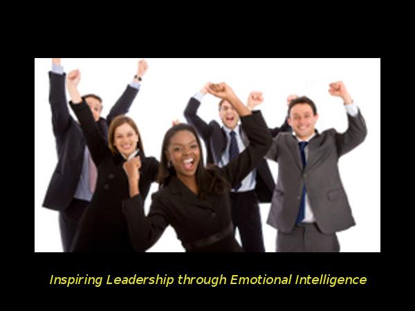 Inspiring Leadership through Emotional Intelligenc