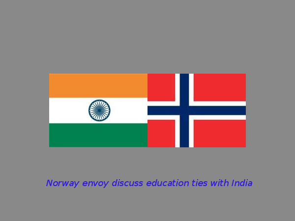 Educational Ties Between India and Norway