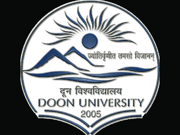 Doon University offers 1 year certificate course