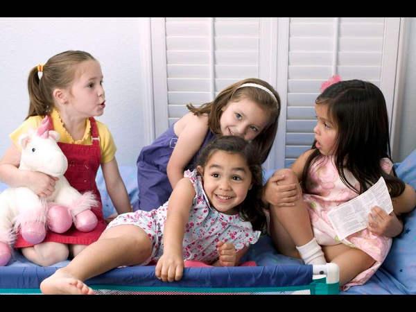 Ways to develop social skills in children