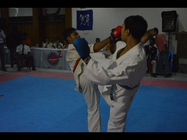 West Bengal State Karate Tournament 2014