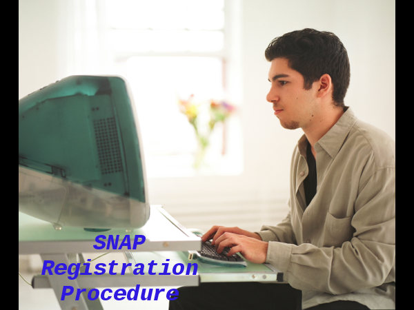SNAP Registration Procedure