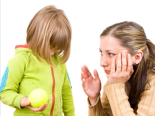 Behaviour modification among children