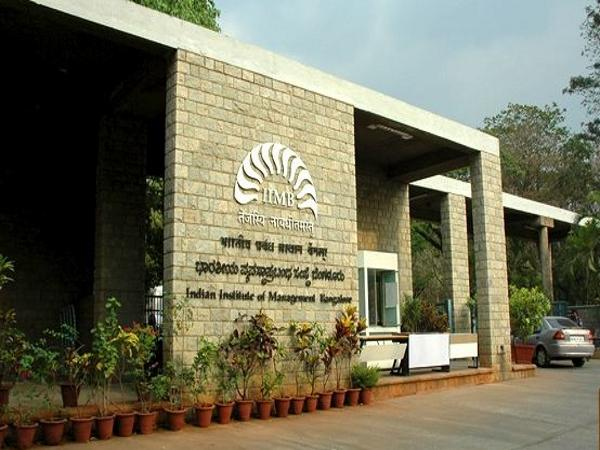 EPGP Programme Admission at IIM Bangalore