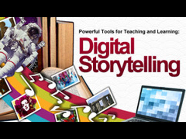 Digital Storytelling: Online course