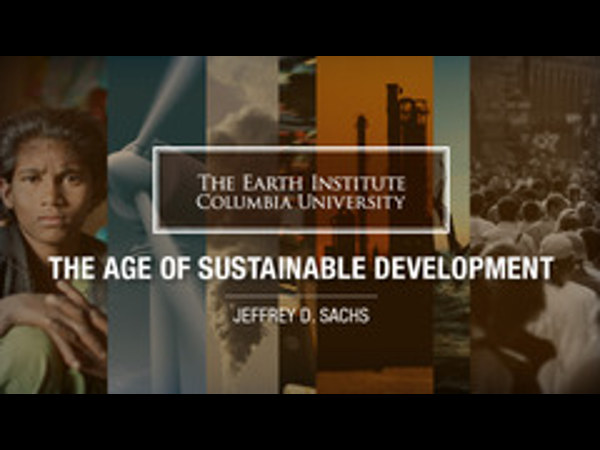 Age of Sustainable Development online course