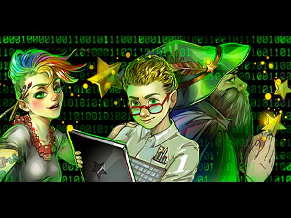 Learn Computing: Art, Magic and Science online