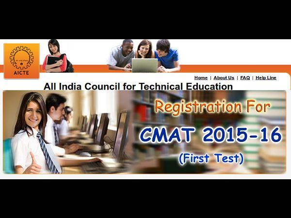 Registration date extended for CMAT September 2014