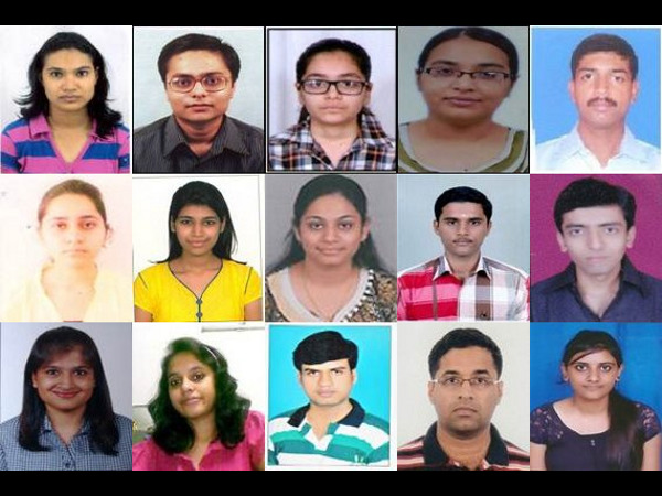 Toppers of The Company Secretaries Exam June 2014