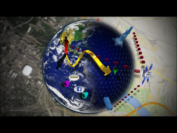 Learn GPS and Google Maps online for free