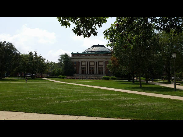 University of Illinois—Urbana- Champaign, Urbana, IL
