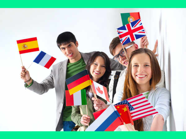 Students from Australia, UK & USA to visit India