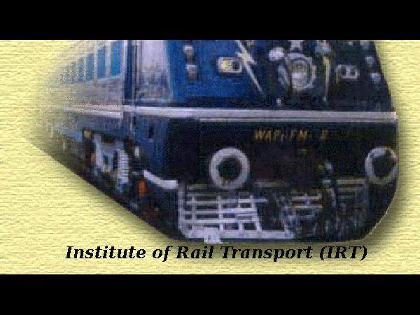 Institute of Rail Transport invites applications