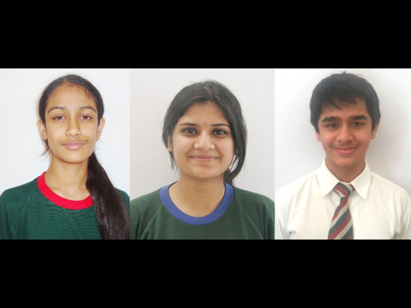 Students from Indus Bangalore Ranked No.1 in IGCSE