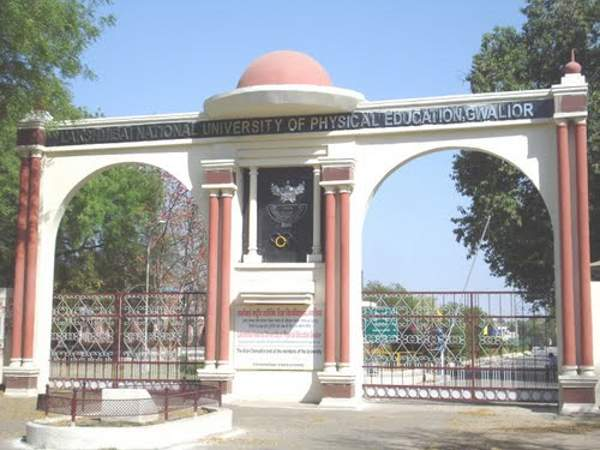 Lakshmibai National College of Physical Education, Gwalior