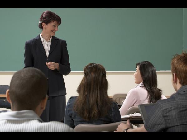 Checklist for teachers
