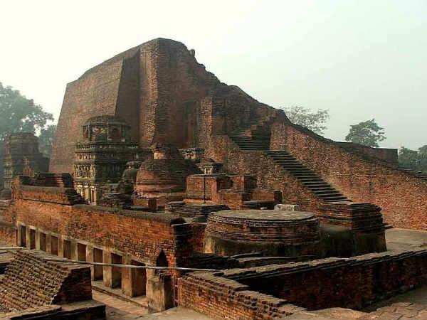 Classes begin in Nalanda University