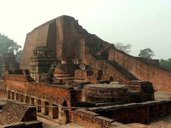 Classes begin in Nalanda University