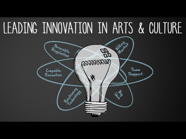 Learn Innovation in Arts and Culture online