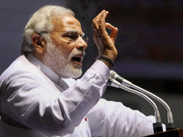 Modi stresses on women education