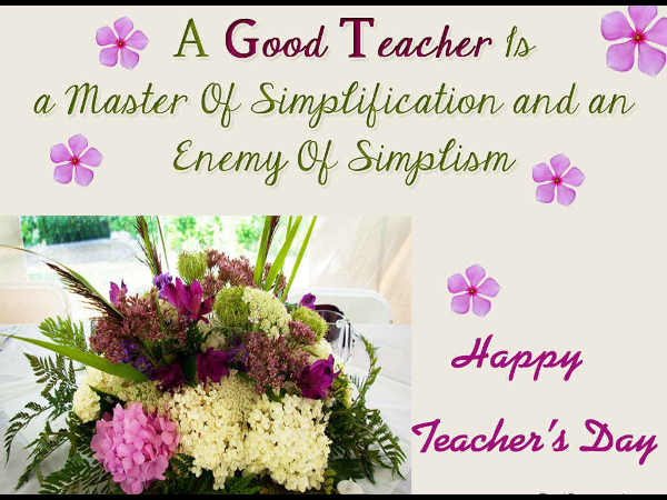 Happy Teachers Day Quotes And Wishes Careerindia