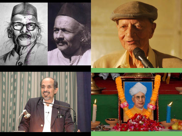Unforgettable Indian teachers and their legacy: Teachers' Day