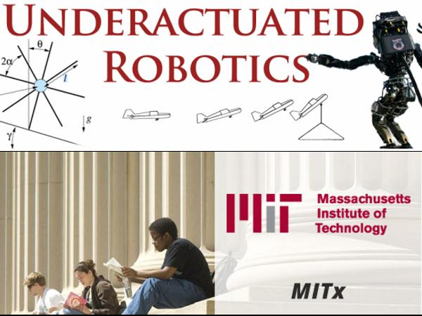 Free online course on Underactuated Robotics