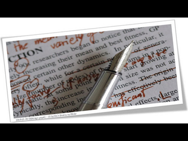 Free online course on fundamental english writing