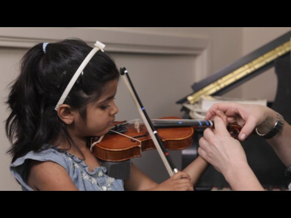 Learn Violin and Viola online for free