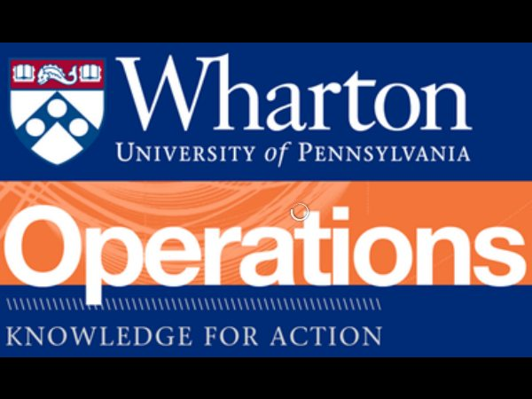 Free online course on operations management