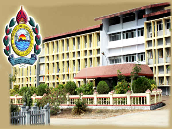 Distance courses admission at Mangalore University