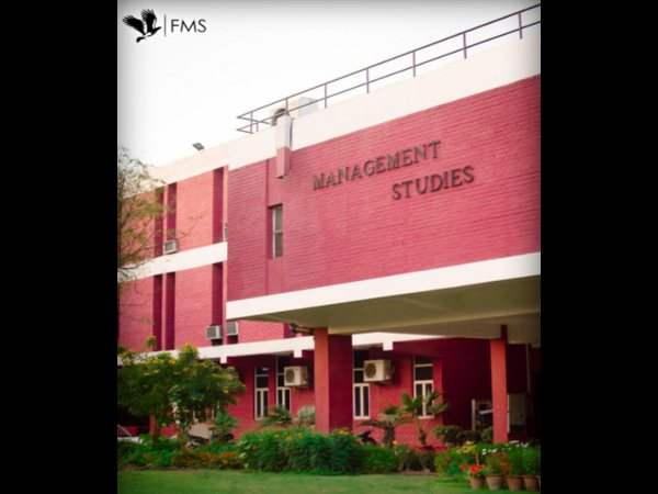 FMS, DU accepts CAT 2014 score for MBA