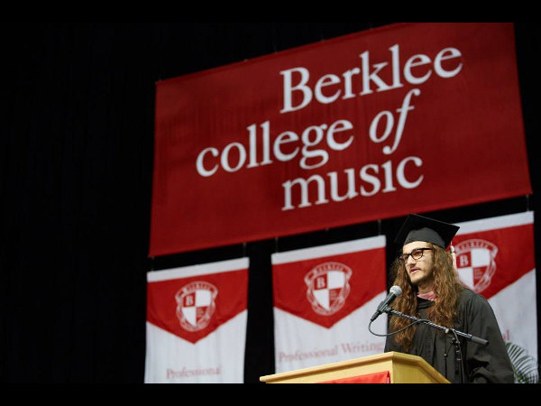 Berklee College of Music, Boston, Massachusetts