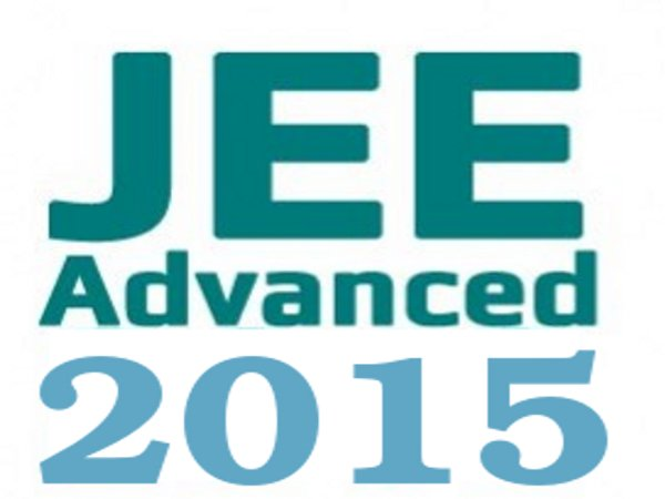 JEE Advanced 2015 notification on October 2014