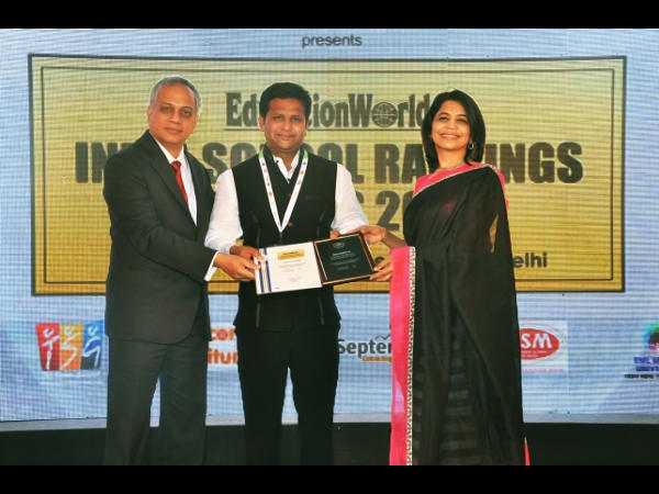 TRIO World School receives award: Education World