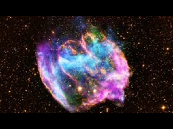 Analyzing the Universe: Online course by Rutgers