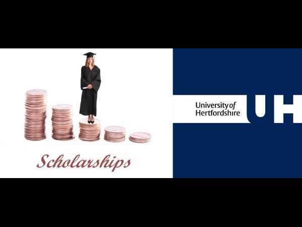 Univ of Hertfordshire offers scholarships