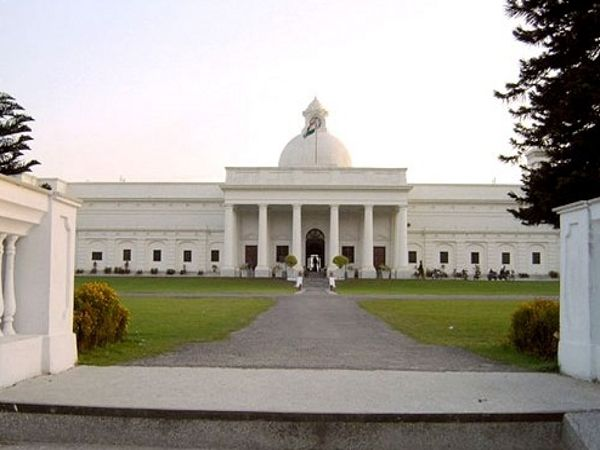 Online coding competition at IIT Roorkee