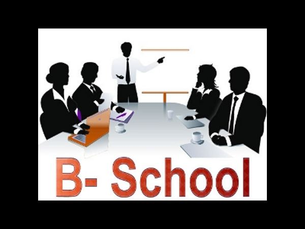 Indian B-school students scores are less