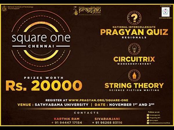 NIT, Trichy's Pragyan to challenge Chennai