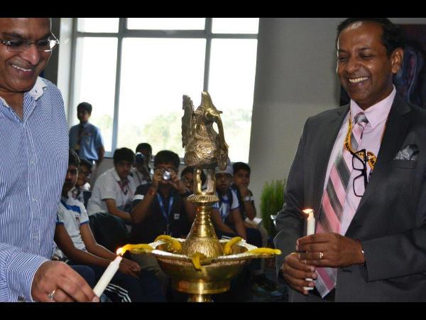 Pathways Schools Gurgaon organises Robotics fest