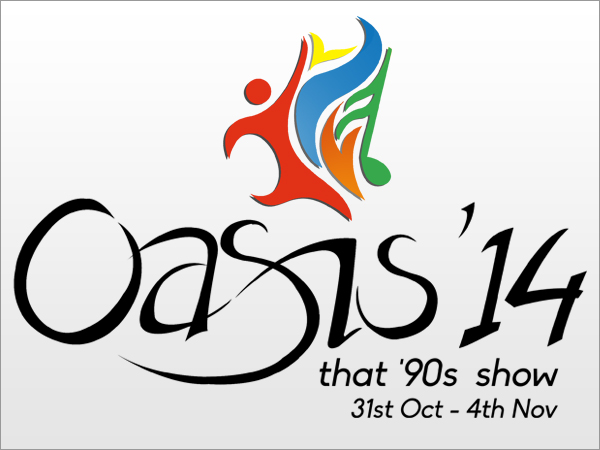 """That '90s show"" - The Theme of Oasis'14"