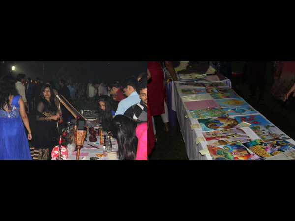 XLRI organised Silent Auction for Treatment