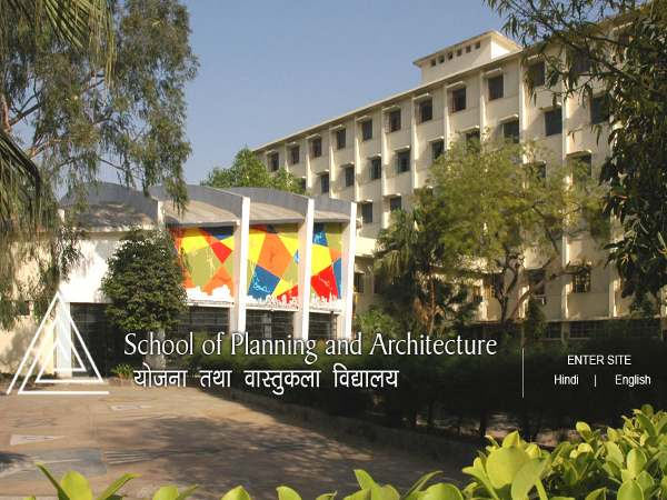 School of Planning and Architecture Bill, 2014